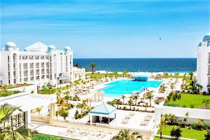 "Hotel CONCORDE GREEN PARK PALACE"" Sousse"