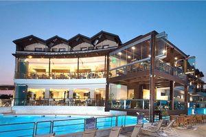 Hotel COSMOPOLITAN PARALIA KATERINI
