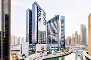 Hotel CROWNE PLAZA DUBAI MARINA DUBAI