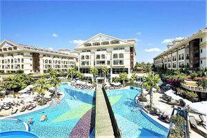 Hotel CRYSTAL PALACE LUXURY SIDE