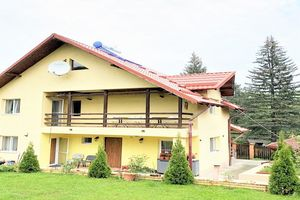 Hotel Pensiunea Casa Galbena Slanic Prahova