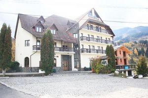 Hotel Cerbul Maramures