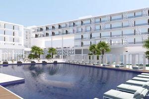 Hotel Chrysomare Beach AYIA NAPA