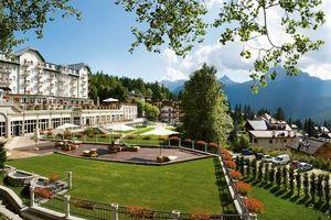 Hotel Cristallo Resort & Spa CORTINA DAMPEZZO