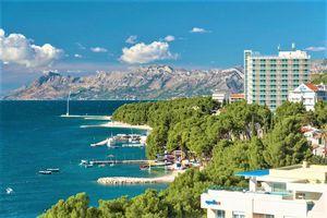 Hotel DALMACIJA SUNNY HOTEL Makarska
