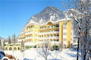 Hotel DAS ALPENHAUS GASTEINERTAL SALZBURG