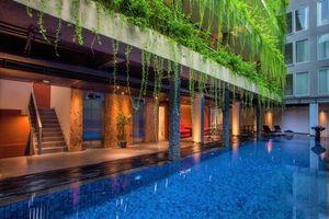 Hotel DAUN BALI  SEMINYAK KEROBOKAN