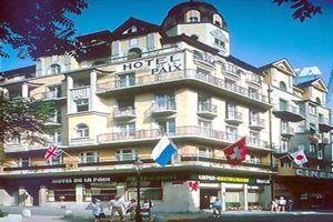 Hotel DE LA PAIX LUCERNA