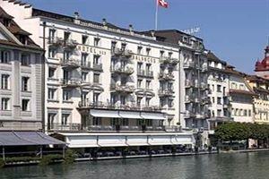 Hotel DES BALANCES LUCERNA