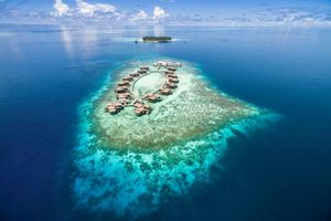 Hotel DHEVANAFUSHI MALDIVES LUXURY RESORT BAA ATOLL