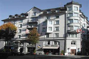 Hotel DREI KOENIGE LUCERNA