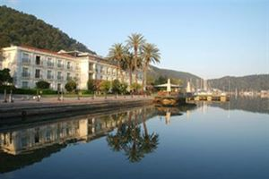 Hotel ECE SARAY MARINA AND RESORT FETHIYE