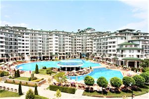 Hotel EMERALD BEACH RESORT AND SPA NESSEBAR