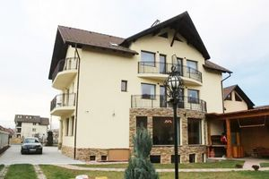 Hotel EMERALD RESIDENCE Rasnov