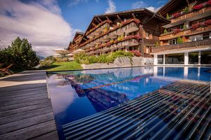 Hotel ERMITAGE WELNESS & SPA Gstaad