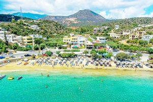 Hotel FAEDRA BEACH AGIOS NIKOLAOS CRETA
