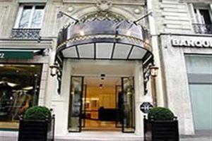 Hotel FERTEL ETOILE PARIS