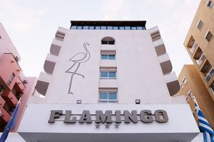 Hotel Flamingo Beach LARNACA