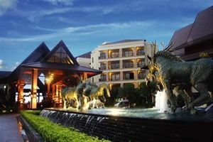 Hotel GARDEN CLIFF RESORT AND SPA PATTAYA