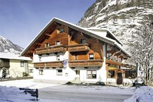 Hotel GASTHOF PENSION BERGHEIMAT OTZTAL