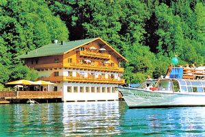 Hotel GASTHOF SEESTRAND ZELL AM SEE