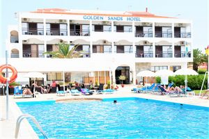 Hotel GOLDEN SANDS CORFU
