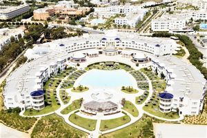 Hotel GOLDEN TULIP TAJ SULTAN RESORT Hammamet