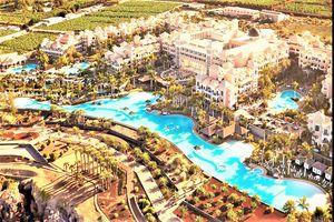 Hotel GRAN MELIA PALACIO DE ISORA DELUX TENERIFE
