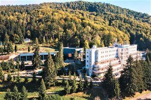 Hotel GRAND HOTEL BALVANYOS BALNEO