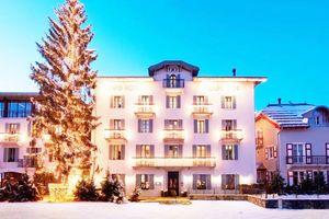 Hotel GRAND HOTEL SOLEIL D`OR Evasion Mont Blanc