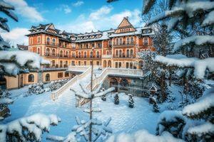 Hotel GRAND HOTEL STAMARY Zakopane