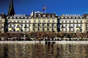 Hotel GRAND NATIONAL LUCERNE LUCERNA