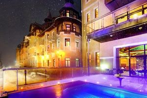 Hotel GRANDHOTEL PRAHA TATRANSKA JAVORINA