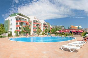 Hotel GREEN FORT APARTMENTS SUNNY BEACH