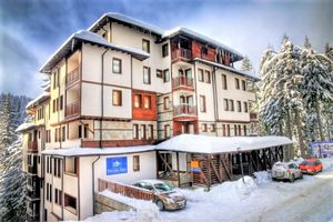 Hotel GREEN LIFE APARTMENTS PAMPOROVO