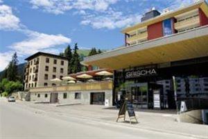 Hotel GRISCHA- DAS HOTEL DAVOS DAVOS