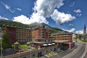 Hotel GRISCHA DAS HOTEL DAVOS Davos