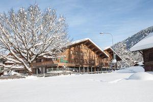 Hotel GSTAADERHOF Gstaad