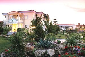 Hotel TRESOR SOUSOURAS ( EX HANIOTI PALACE ) HALKIDIKI