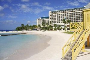 Hotel HILTON BARBADOS  NEEDHAMS POINT