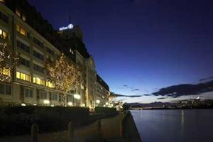 Hotel HILTON VIENNA DANUBE VIENA