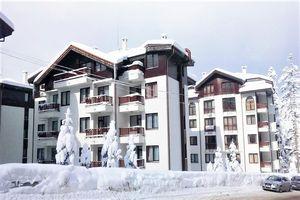 Hotel APARTHOTEL FLORA DAISY BOROVETS