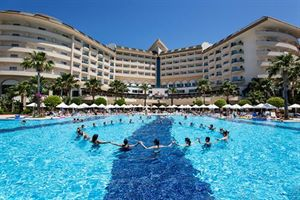 Hotel SAPHIR RESORT AND SPA ANTALYA