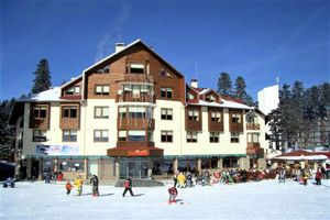 Hotel ICE ANGELS BOROVETS