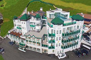 Hotel JENNY S SCHLOSSL ST. ANTON Am ARLBERG