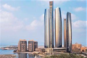 Hotel JUMEIRAH AT ETIHAD TOWERS ABU DHABI