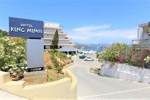 Hotel KING MINOS PELOPONEZ