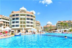 Hotel KIRMAN BELAZUR RESORT AND SPA BELEK