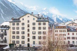 Hotel LA CROIX BLANCHE Chamonix Mont Blanc