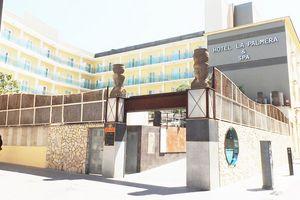 Hotel LA PALMERA & SPA Lloret de Mar